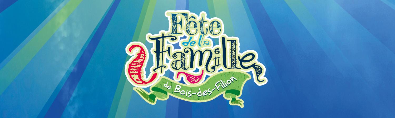La Fête de la famille est enfin de retour à Bois-des-Filion!